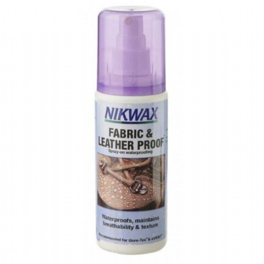 Nikwax Fabric and Leather Spray 125ml